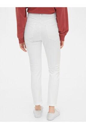 GAP High Rise Cigarette Jean Pantolon 1