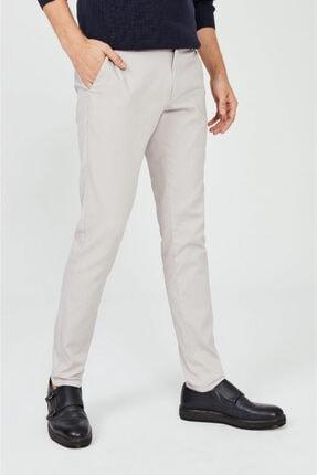 Avva Erkek Taş Yandan Cepli Düz Slim Fit Pantolon A02y3074 0