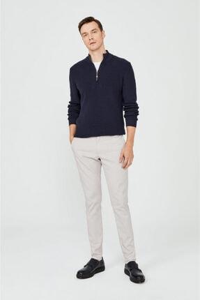 Avva Erkek Taş Yandan Cepli Düz Slim Fit Pantolon A02y3074 3