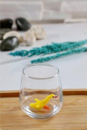 mosaicturk Kahve Yanı Bardağı Karışık Hayvan Figürleri 2