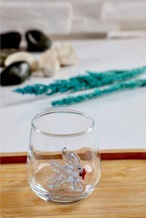 mosaicturk Kahve Yanı Bardağı Karışık Hayvan Figürleri 4