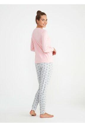 Suwen Bella Spor Pijama Takımı 2