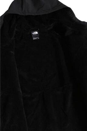 The North Face Shelbe Raschel Kadın Mont Siyah 4