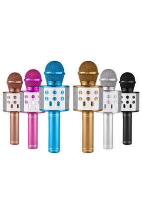 Auris Karaoke Mikrofon Ws-858 0