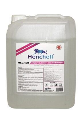 Henchell Köpük Sıvı El Sabunu 5 l 0