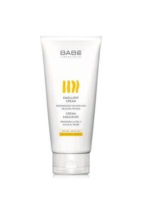 Babe Çok Kuru Ve Atopik Ciltler Için Nemlendirici - Emollient Cream 200 ml 0