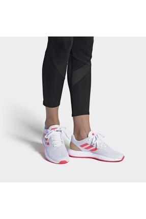 adidas SOORAJ Beyaz Kadın Koşu Ayakkabısı 100663927 1