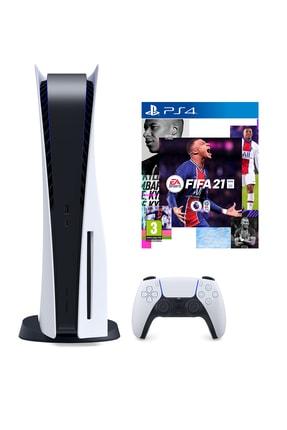 Sony Playstation 5 825 GB + PS5 Fifa 21 0