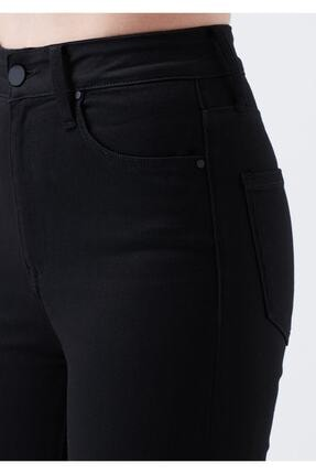 Terrenova Victoria E.x.t.r.a Black Jeans (NORMAL YÜKSEK) Pantolon Solmaz Siyah Jeans(TOPARLAYICI) 3