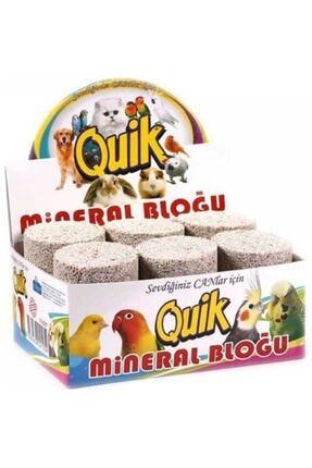 Quik Kuşlar Için Mineral Blok Gaga Taşı 1 Adet 0