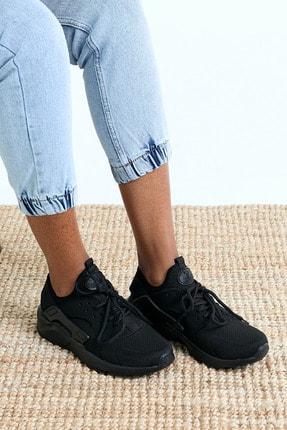 Tonny Black Unisex Siyah Sneaker HRC-Q-0 0