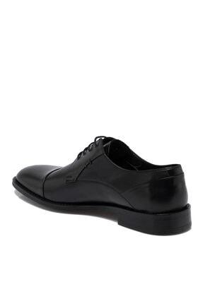 Tergan Erkek Siyah Deri Ayakkabı 55311a43 1
