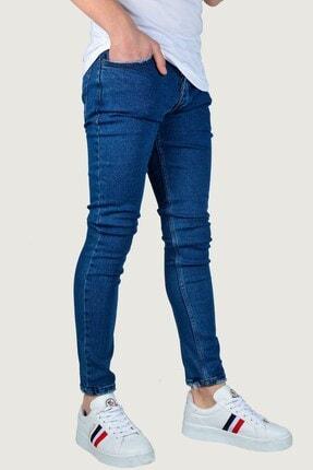 Terapi Men Erkek Kot Pantolon Likralı 9k-2100342-004 Mavi 1