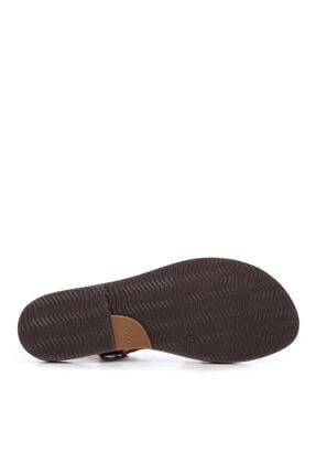 Kemal Tanca Kadın Derı Sandalet Sandalet 607 1989 Byn Sndlt Y19 4