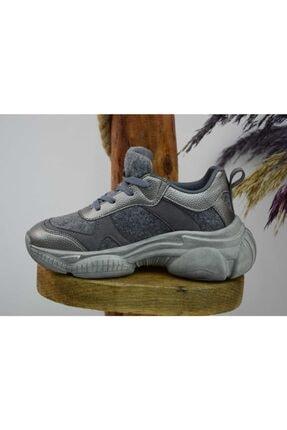 Crash Spor Ayakkabı Gri Mc14-919 100002900100