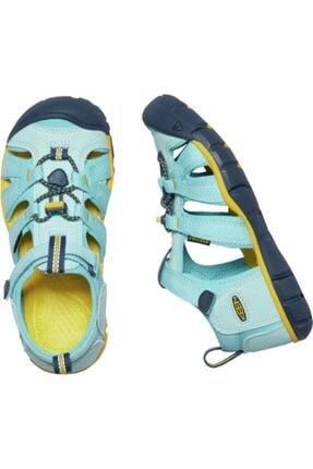 Keen Genç Sandalet Yeşil Seacamp Iı Cnx 3