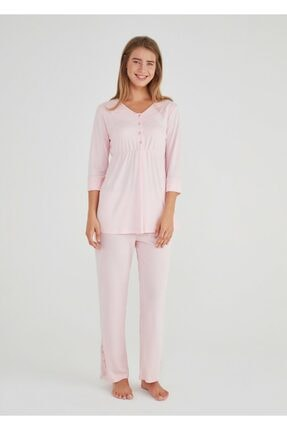 Suwen Lena Hamile Lohusa Pijama Takımı 0