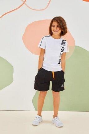NK Erkek Çocuk Beyaz Tshirt 44012 1