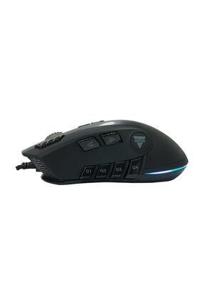 Rush Bearcat Rm88 10000 Dpı Rgb 9d Pro Mmo Gamıng Oyuncu Mouse 1