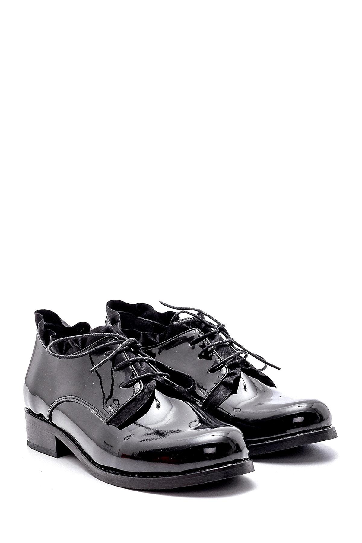 Derimod Kadın Rugan Casual Ayakkabı