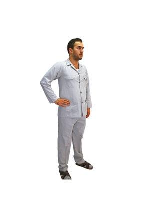 Erkek Safari Takım - Beyaz Kıyafet-57