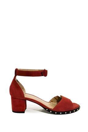 Nursace Hakiki Deri Sandalet Nsc17y-a51028 0