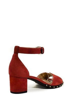 Nursace Hakiki Deri Sandalet Nsc17y-a51028 2