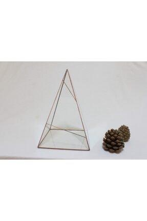 KRAFTZON Vitrail Geometrik Cam Fanus Giza Large 1