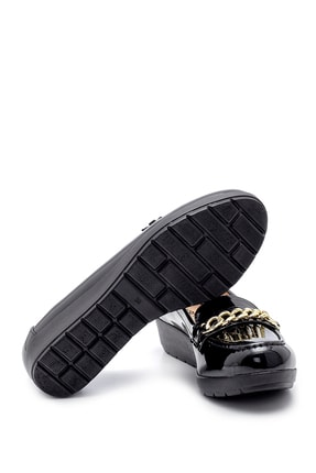 Derimod Kadın Rugan Ayakkabı 3