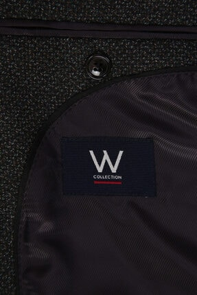 W Collection Yeşil Uppercasual Blazer Ceket 2