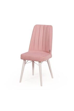 messline Salon Mutfak Ve Çok Kullanım Alanlı Sandalye 0
