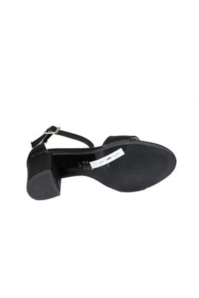 PUNTO 460062 Siyah Kadın Stiletto 2