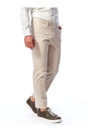 Dufy Taş Büyük Beden Düz Erkek Pantolon - Battal 0