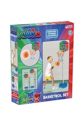 Dede Oyuncak Pj Maskeliler 2 Boy Ayarlanabilir Ayaklı Basket Potası 4