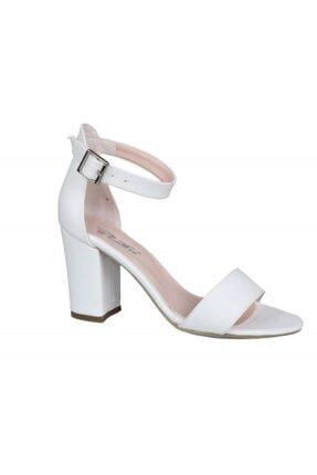 PUNTO 460062 Beyaz Kadın Stiletto 1