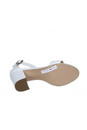 PUNTO 460062 Beyaz Kadın Stiletto 2