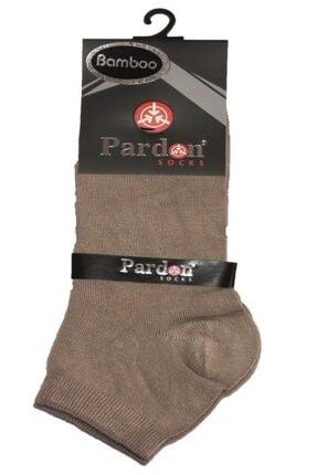 AKDEMİR 12 Çift Spor Bambu Çorap 12 Çift - Dikişsiz Çorap Karışık Renk 4