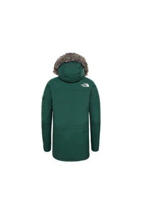 The North Face Yeşil Erkek Montu Nf00a8xzn3p1 M Mcmurdo 1