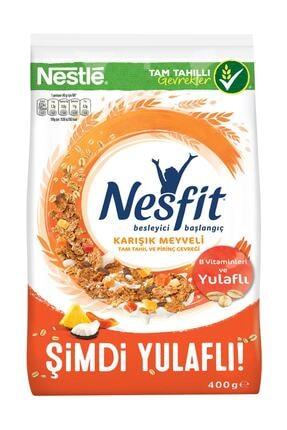 Nestle Nesfit Karışık Meyveli Kahvaltılık Gevrek 400 G 0