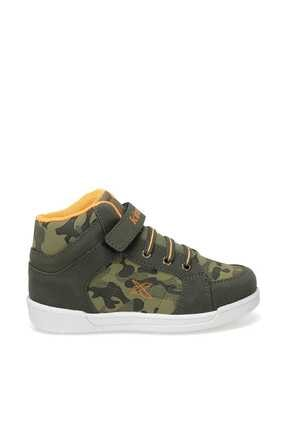 Kinetix LENKO HI C 9PR Haki Erkek Çocuk Sneaker Ayakkabı 100425849 1