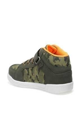 Kinetix LENKO HI C 9PR Haki Erkek Çocuk Sneaker Ayakkabı 100425849 2