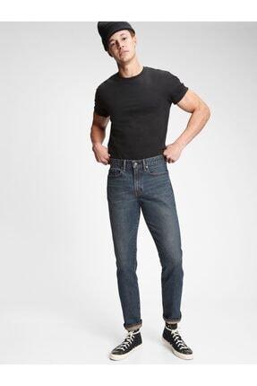 GAP Flex Slim Straight Jean Pantolon 0