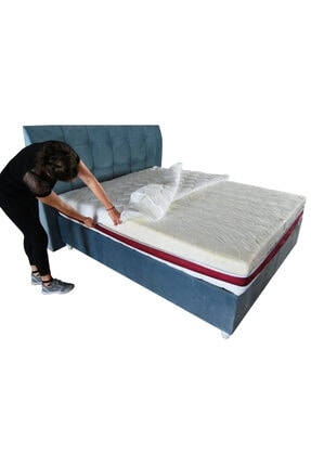 Hiss Bedding Yatak Kılıfı Fermuarlı H:22 Cm 1
