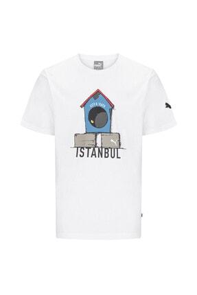 "Puma Istanbul Collectıon ""cıty Of Cats"" T-shirt 0"