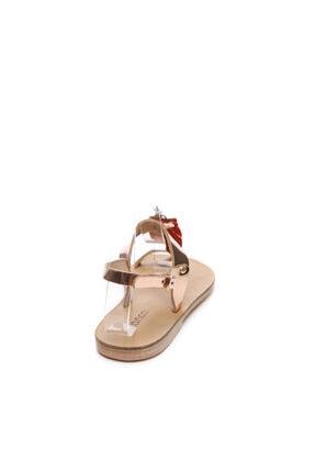 Kemal Tanca Kadın Deri Sandalet Sandalet 607 Kb35 Bn Sndlt 2