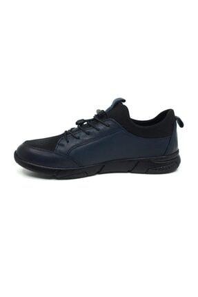 Taşpınar Salih %100 Deri Erkek Rahat Günlük Streçli Bağsız Mevsimlik Ayakkabı 2