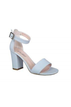 PUNTO 460062 Mavi Kadın Stiletto 1
