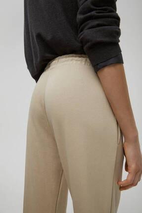 Pull & Bear Kadın Camel Pantolon 2