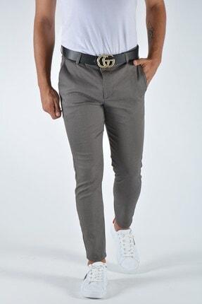Terapi Men Erkek Slim Fit Keten Pantolon 20y-2200336 Vizon 1