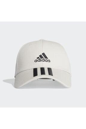 adidas BBALL 3S CAP CT Gri Erkek Şapka 101117892 0